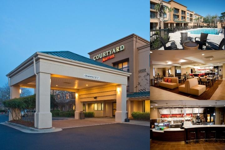 Courtyard by Marriott Gulf Shores photo collage