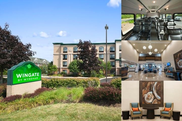Wingate by Wyndham Schaumburg / Convention Center photo collage