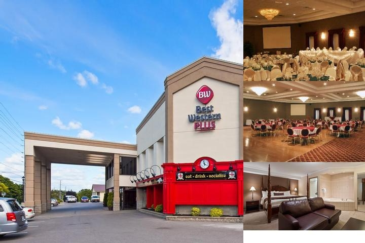 Best Western Plus Cobourg Inn & Convention Centre photo collage