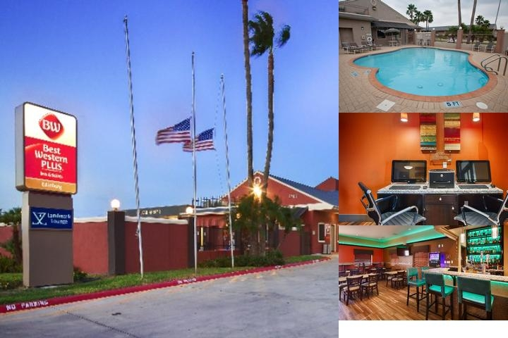 Best Western Plus Edinburg Inn & Suites photo collage