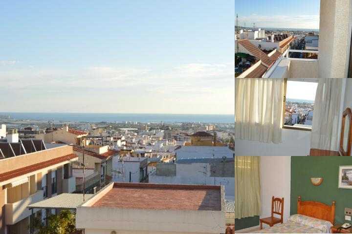 Hotel Costa Andaluza photo collage