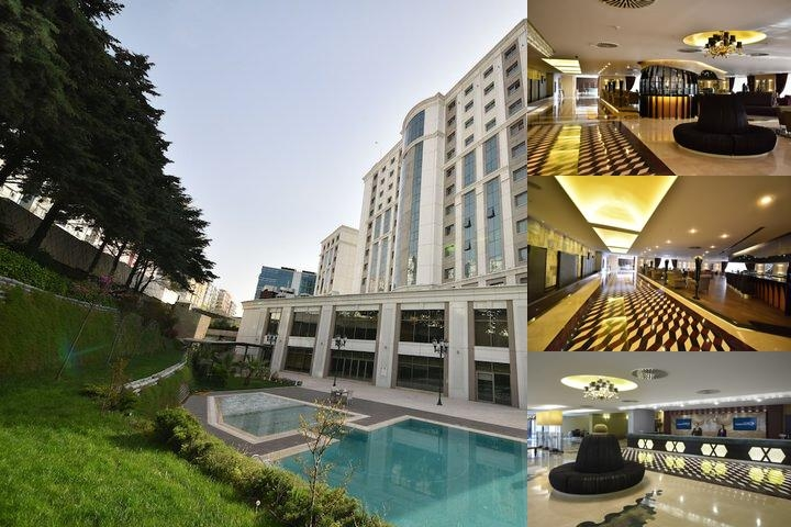 Istanbul Gonen Hotel photo collage