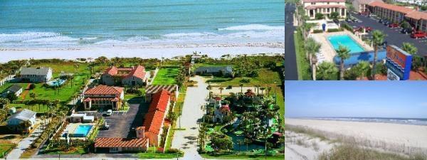 La Fiesta Ocean Inn Suites 810 A1a Beach Blvd St Augustine Fl