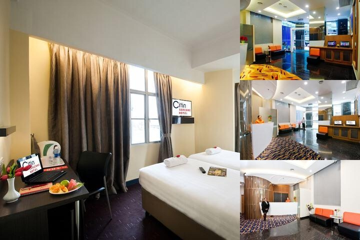 Citin Seacare Pudu Hotel photo collage