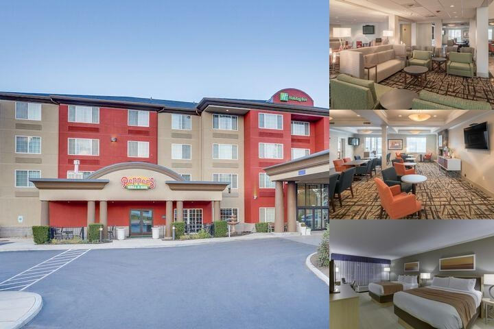 Holiday Inn Spokane Airport photo collage