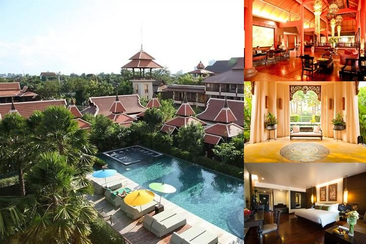 Siripanna Villa Resort & Spa Chiangmai photo collage