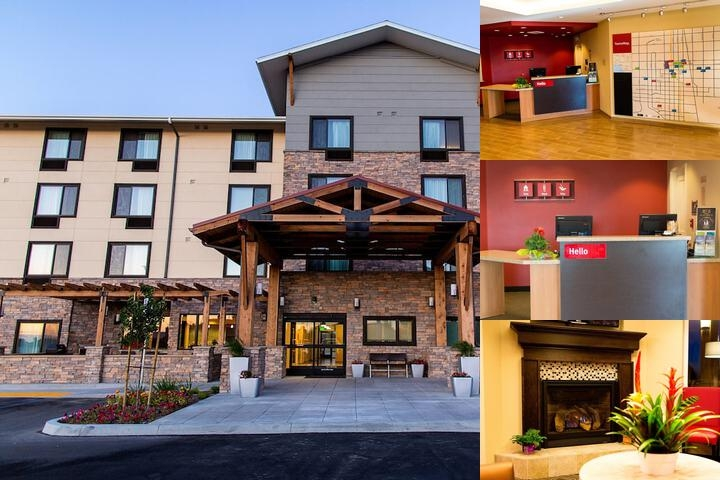 Towneplace Suites by Marriott Lancaster photo collage