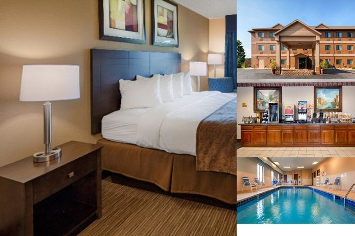 Best Western Port Huron / Hospitality Inn photo collage