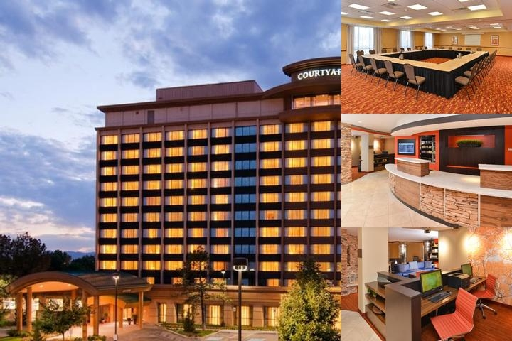 Courtyard by Marriott Denver Cherry Creek photo collage