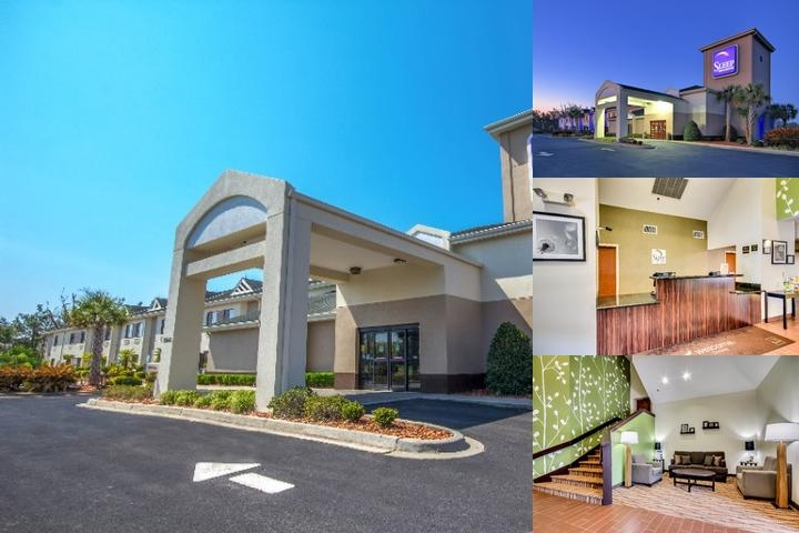 Sleep Inn & Suites Conway Sc photo collage