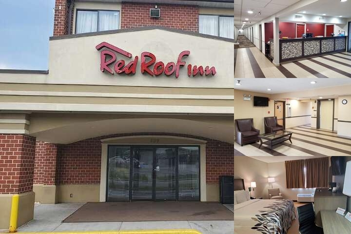 Days Inn Martinsburg photo collage