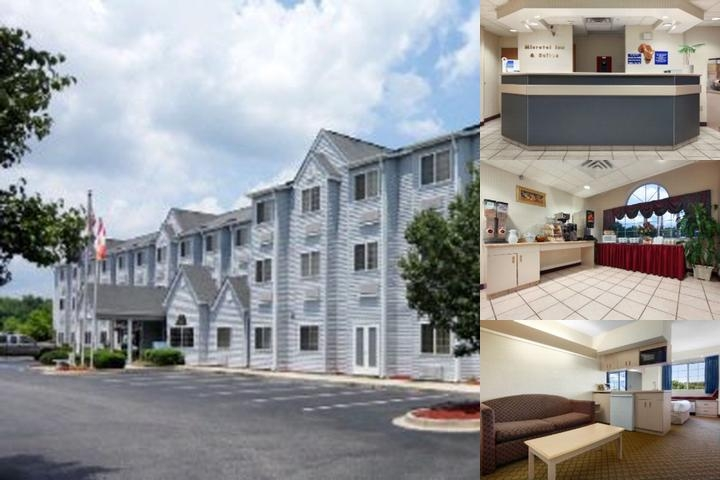 Microtel Inn & Suites by Wyndham Florence photo collage