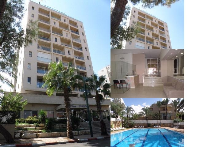 Compass Village Herzeliya photo collage