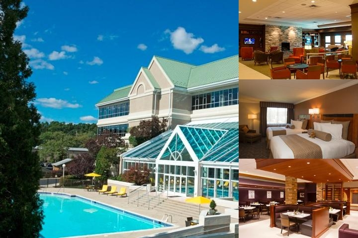 Bushkill Inn & Conference Center photo collage