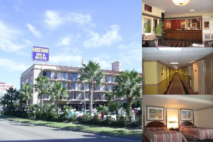 Greenway Inn & Suites photo collage