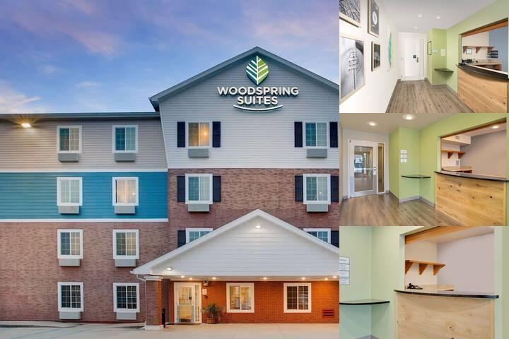 Woodspring Suites Mobile Al (Daphne) photo collage