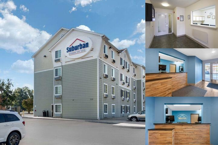 Suburban Extended Stay Huntsville / University photo collage