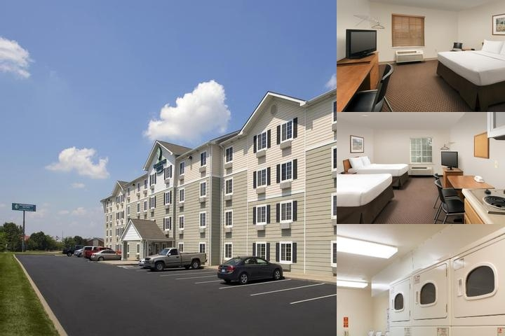 Woodspring Suites Lexington Ky photo collage