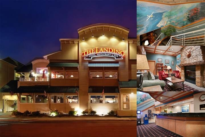 Best Western Plus Landing Hotel photo collage