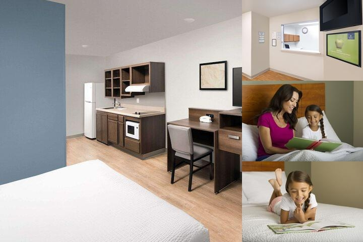 Woodspring Suites Dallas Rockwall photo collage