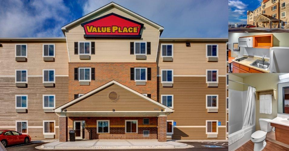 Value Place Kansas City Missouri (Arrowhead) photo collage