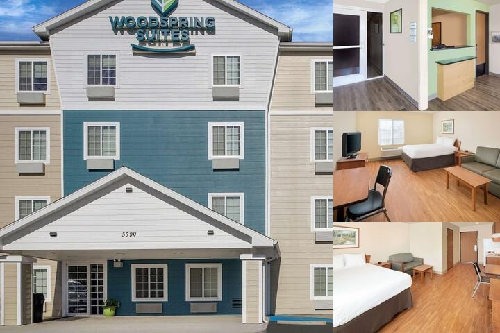 Woodspring Suites Jackson South photo collage