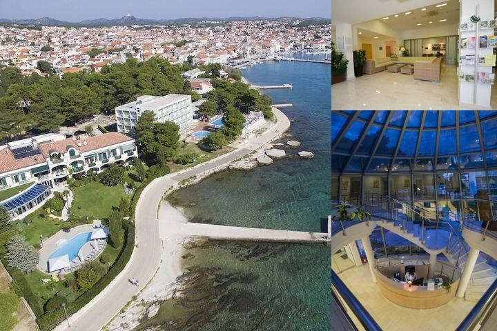 Hotel Villa Radin photo collage
