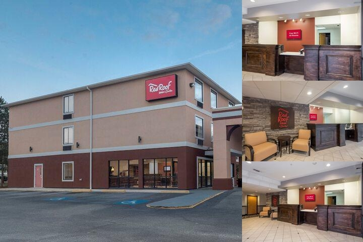 Red Roof Inn – Off Exit 50 photo collage