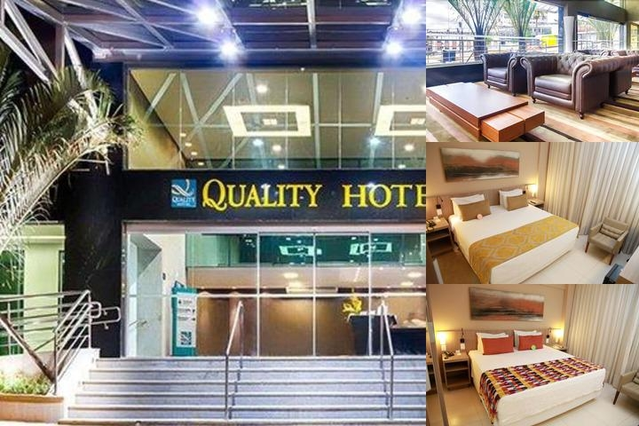 Quality Hotel Pampulha photo collage