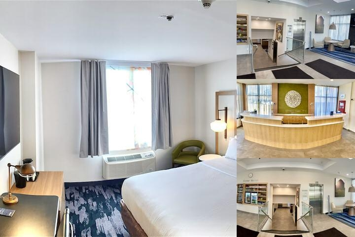 Fairfield Inn by Marriott Jfk Airport photo collage