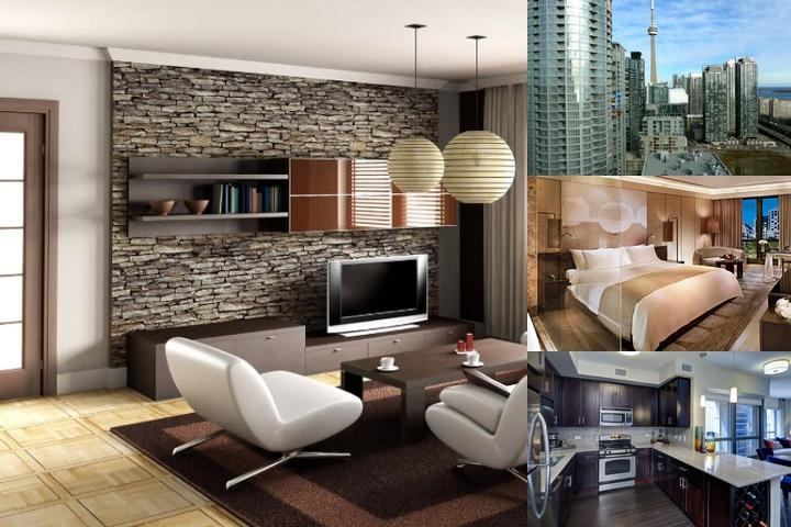 Deluxe Executive Suite photo collage