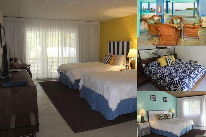 Bimini Big Game Club Resort & Marina photo collage