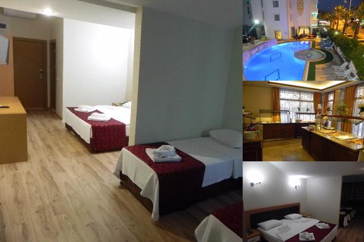 Elit Basaran Otel photo collage