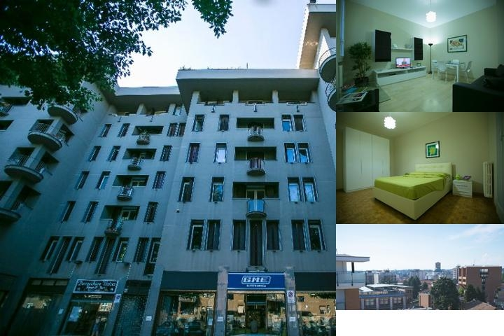 Expo Residence photo collage