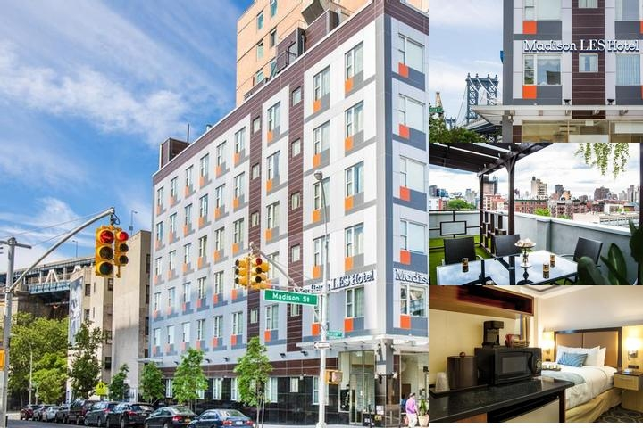 Comfort Inn Lower East Side photo collage
