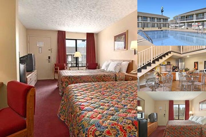 Rodeway Inn Jackson I 40 & Hwy 412 photo collage