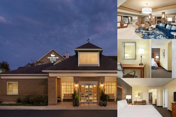 Homewood Suites by Hilton Bethlehem Airport photo collage