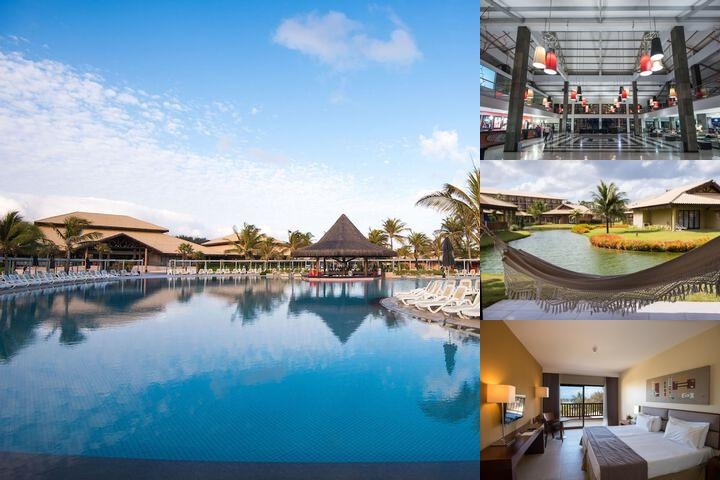 Vila Gale Cumbuco All Inclusive Resort photo collage
