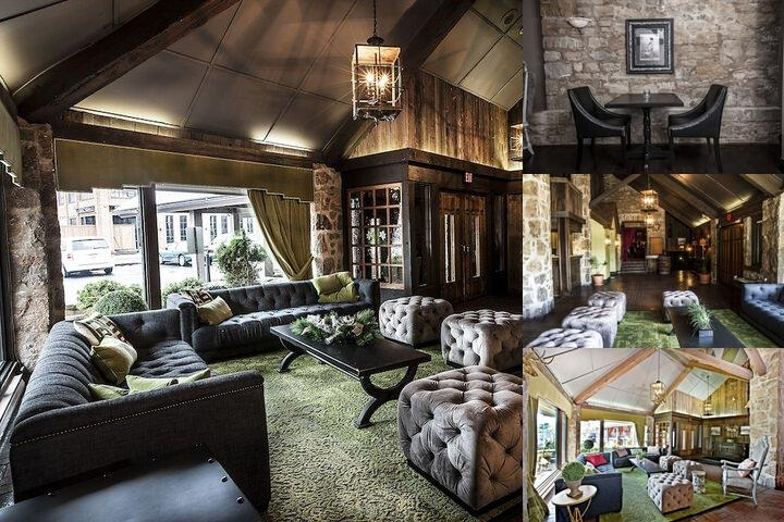 Old Stone Inn Boutique Hotel photo collage