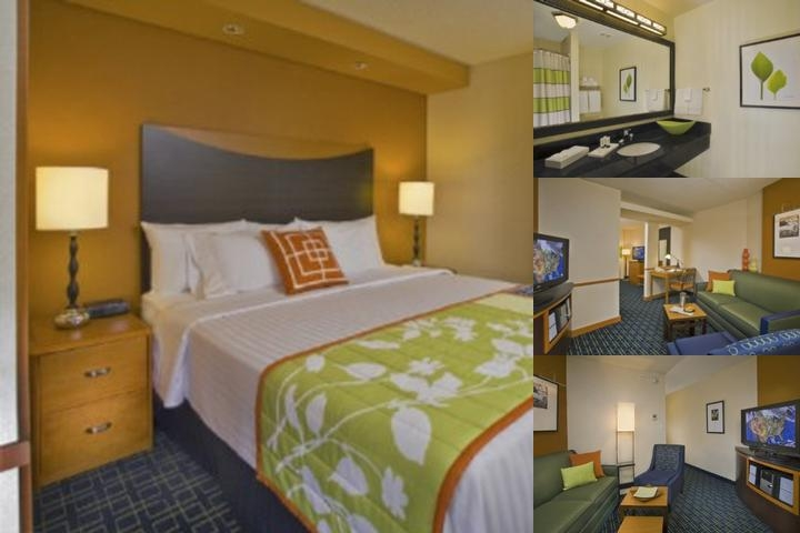 Fairfield Inn & Suites Neville Island photo collage