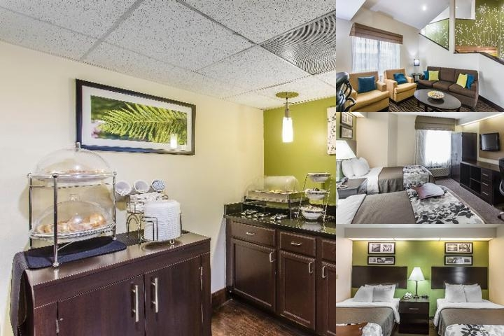 Sleep Inn North Knoxville photo collage