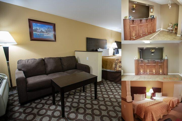 Relax Inn & Suites photo collage