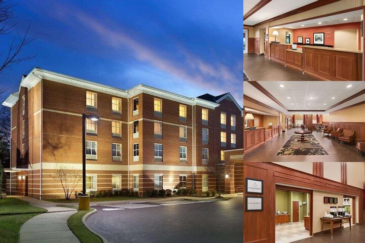 Hampton Inn & Suites Historic Area photo collage
