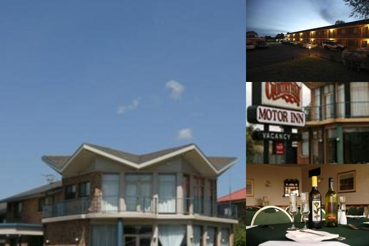 Countryman Motor Inn photo collage