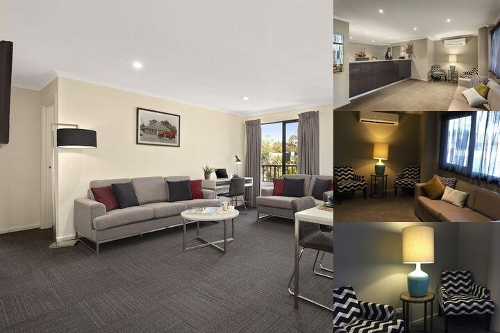 Quest Mont Albert Serviced Apartments photo collage