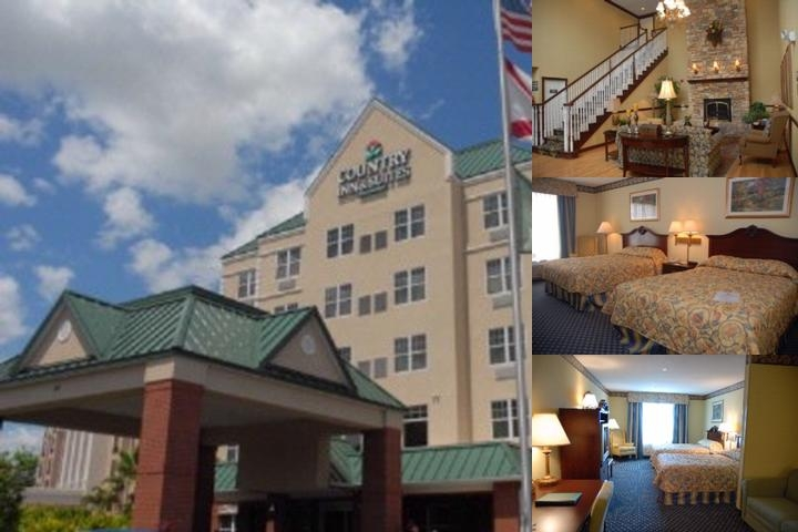 Country Inn & Suites Tampa / Brandon photo collage