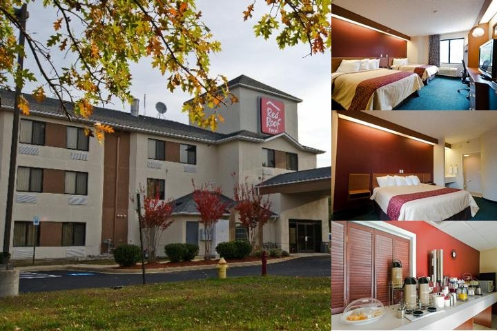 Red Roof Inn California Md photo collage