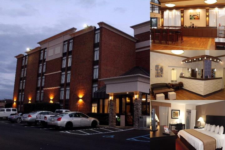 Best Western Hampton Coliseum Inn photo collage