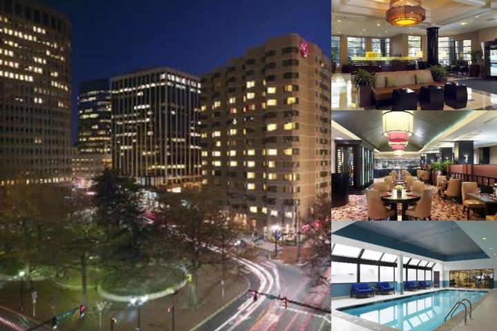 Sheraton Suites Wilmington Downtown photo collage