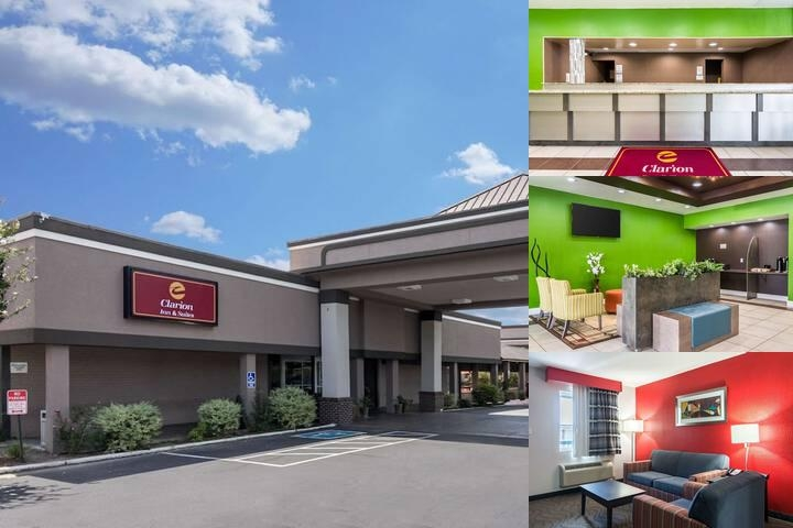 Clarion Inn & Suites Russellville I 40 photo collage